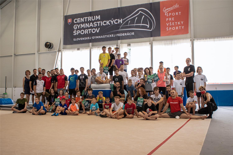 Prvé kolo Slovenského pohára JIPAST v Parkúre