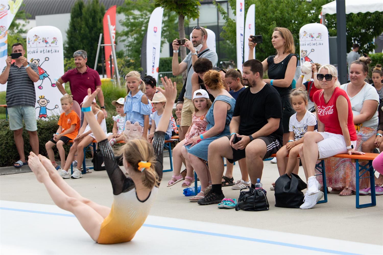 Olympijský festival v Šamoríne