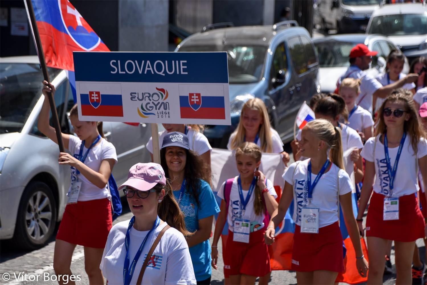 EUROGYM 2022, najväčšie Európske gymnastické podujatie pre mladých ľudí